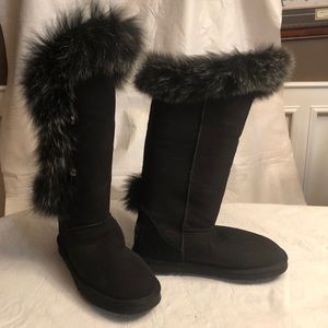 Australia Luxe Collective Fur Boots